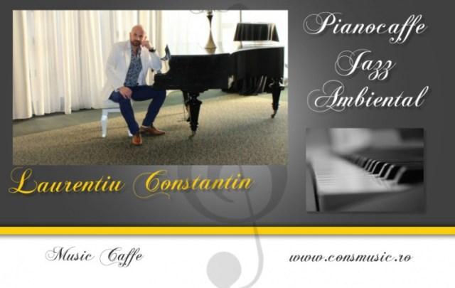 Laurentiu Constantin - Piano Caffe
