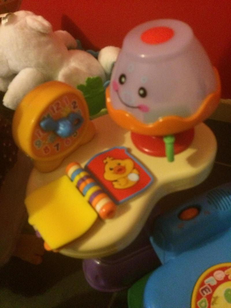 Chaise musicale FISHER PRICE  Avis