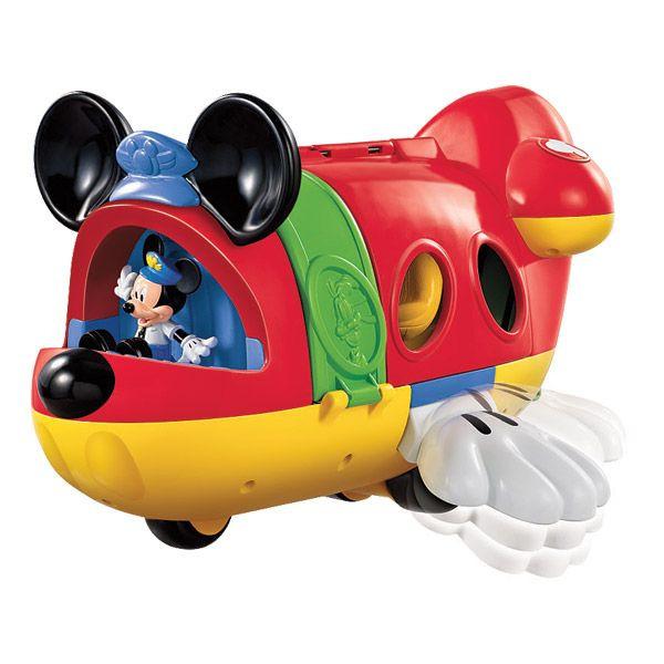 Le Jet de Mickey FISHER PRICE  Avis