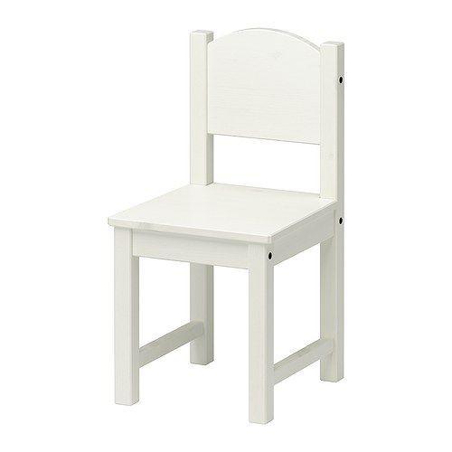 chaise enfant sundvik ikea