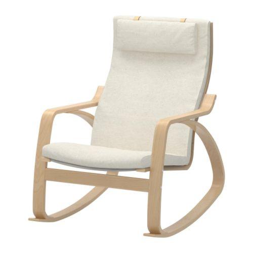 fauteuil a bascule poang ikea