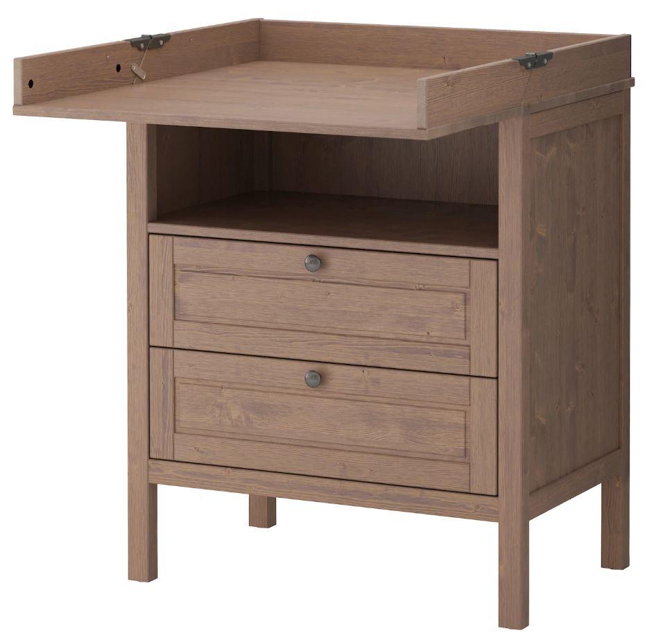 Table à Langer Sundvik Ikea Avis