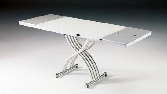 type de montage table relevable