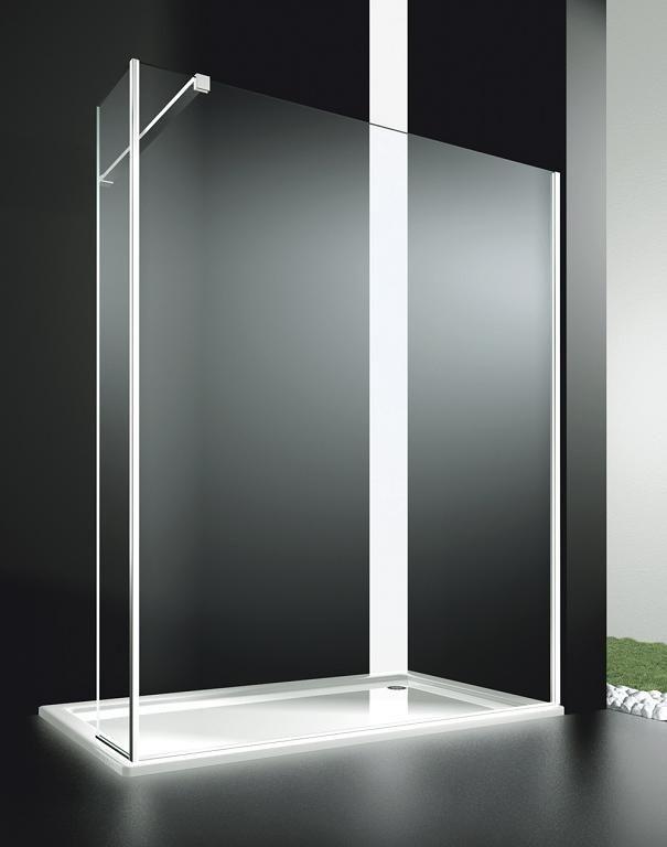 que choisir un rideau de douche ou un