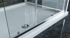 receveur de douche rectangulaire minéral composite