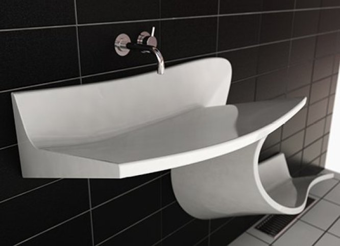 meuble lavabo design