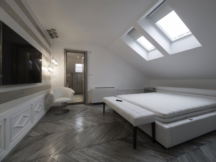 Chambre sous toit  20 photos conseils et astuces pour lamnager  ConsoBricocom