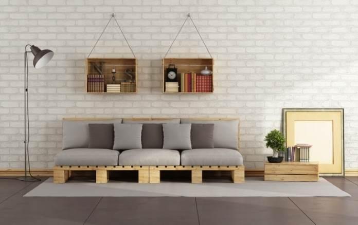 banc et chaises pour palette 1