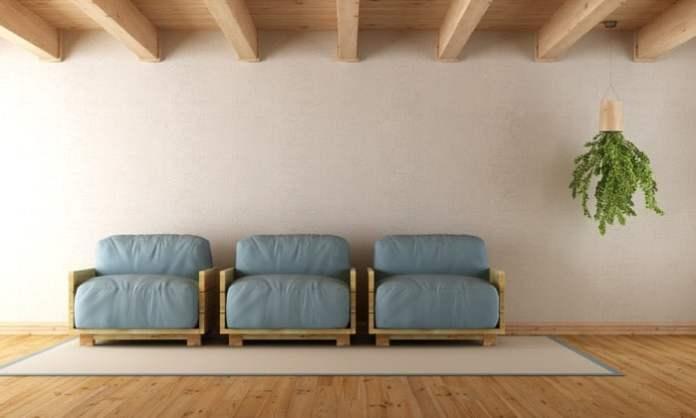 réalisation d'un fauteuil en palette de bois