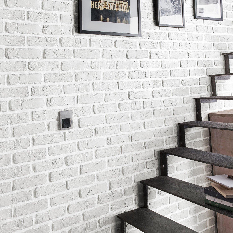 Mur Parement Interieur Ardoise comment habiller une cheminée avec des plaquettes de parement