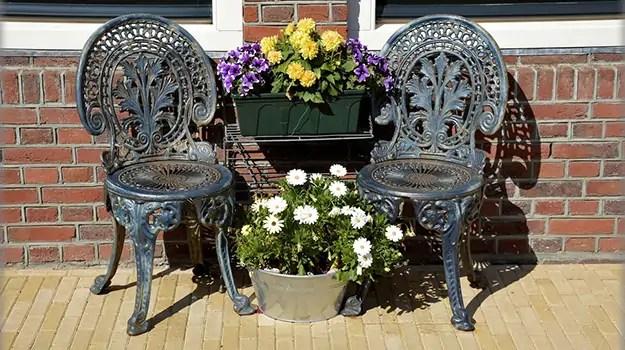 Astuces pour nettoyer du mobilier de jardin  Page 2