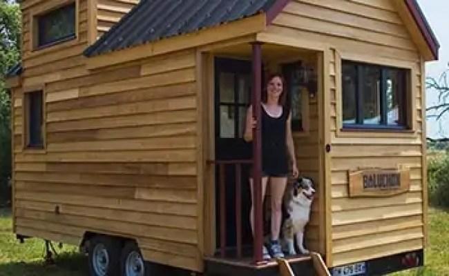 Découvrez La Tiny House à La Française En Photos