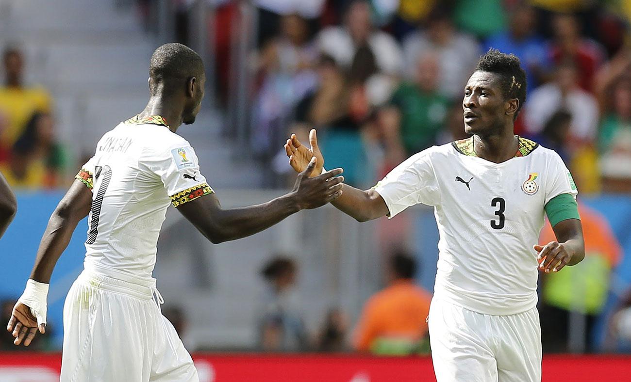 Il Ghana ha vinto 4 volte la Coppa d'Africa