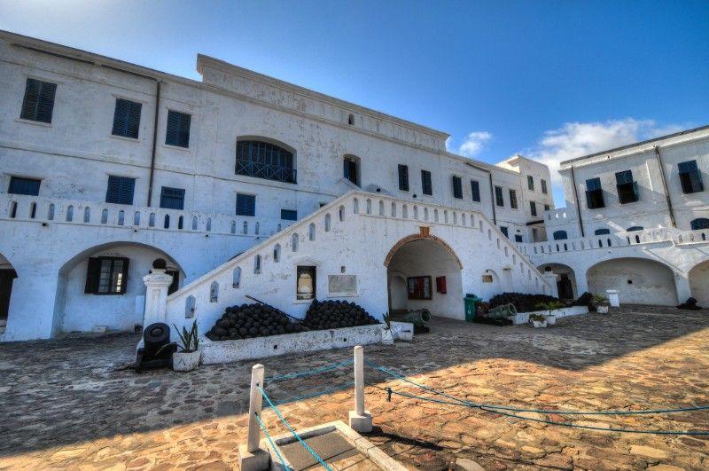 Fortezza di Cape Coast