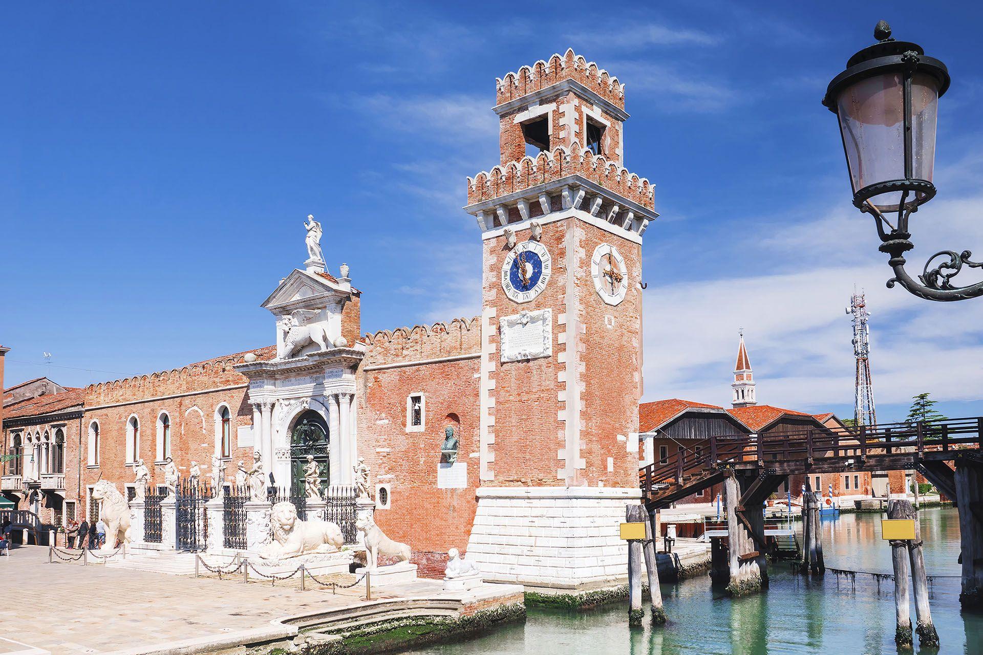 Arsenale della Biennale di Venezia