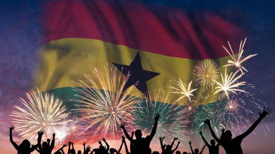 Ghana giorno Indipendenza