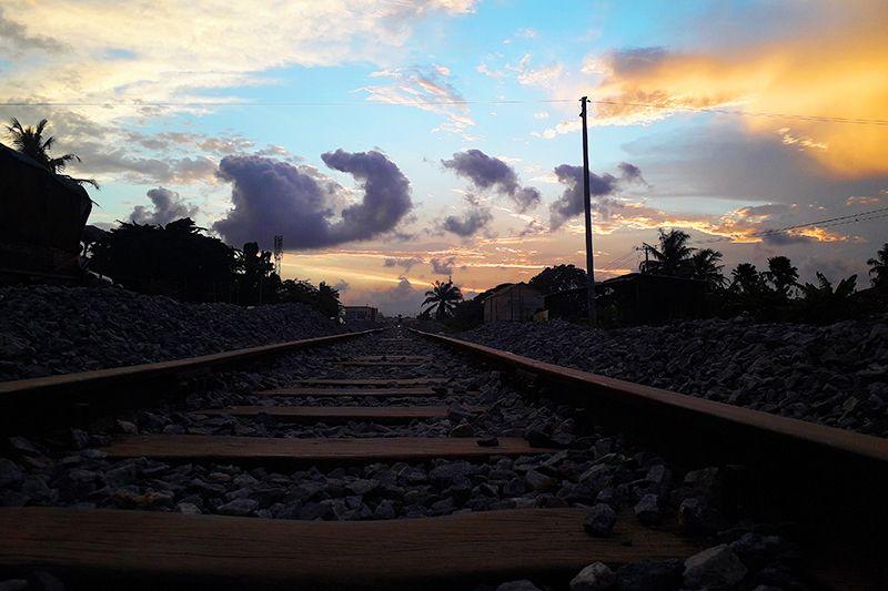 Ghana, ferrovia Accra