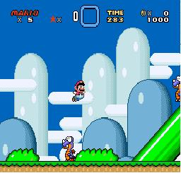 Super Mario World - 1992