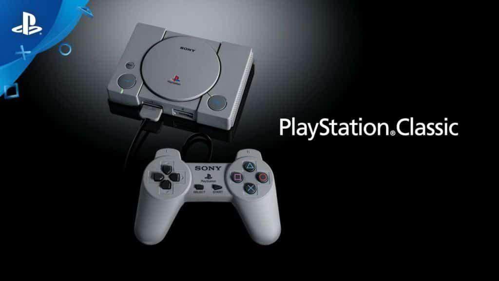 Playstation Classic : Regain d'énergie suite à un hack. retrouvez la liste des disponibilités avant Noël - Jeux vidéo (ps4)