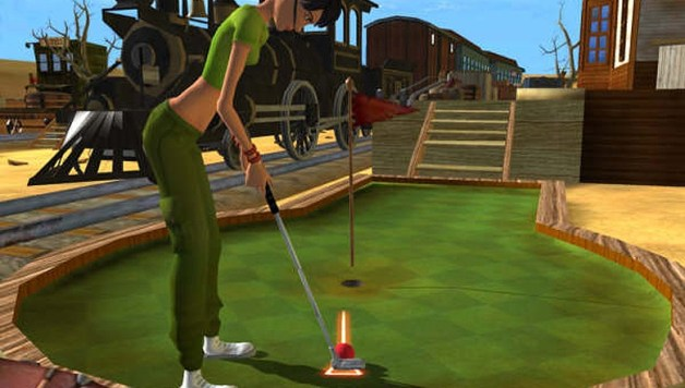 3D Ultra Minigolf Adventures Review