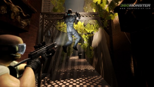 4 more Splinter Cell screens