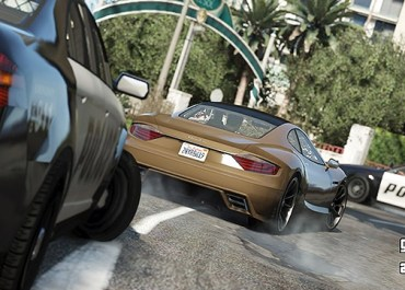 8 of the best selfies in Grand Theft Auto V