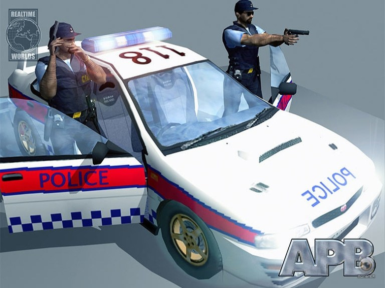 APB Slated for 2008 Release