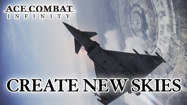 Ace Combat Infinity Goes Free-to-Play + New Trailer