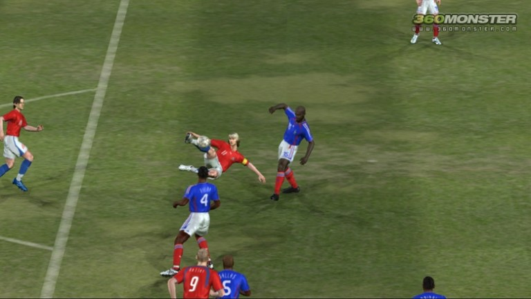 Adriano Leite Ribeiro to front Pro Evolution Soccer 6