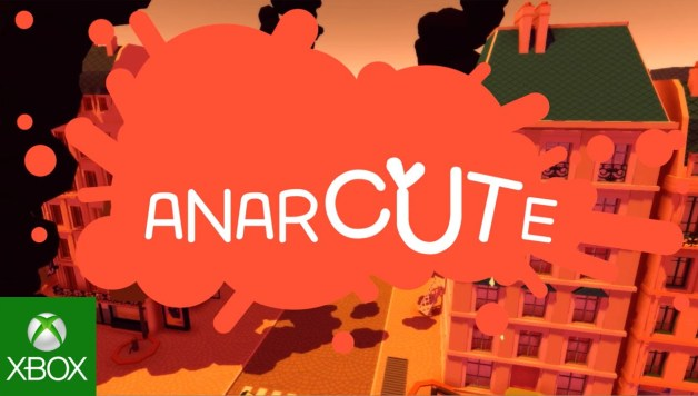 Anarcute - GDC Trailer
