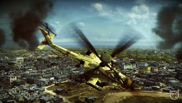 Apache: Air Assault Review