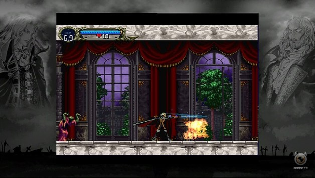 Arcade: Castlevania: Symphony of the Night