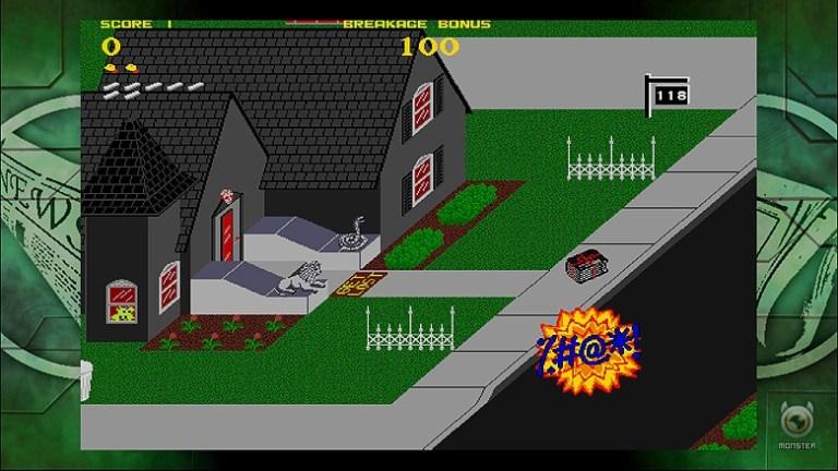 Arcade: Paperboy