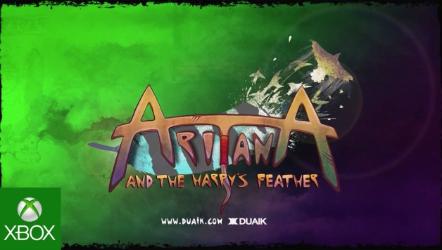 Aritana and the Harpy's Feather - GDC Trailer