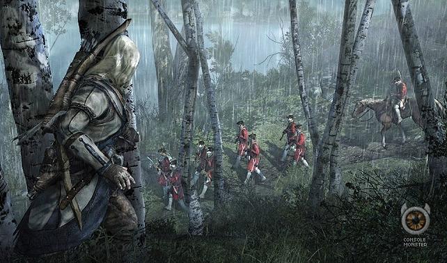 Assassin's Creed 3 DLC tells the alternate history of 'King Washington'