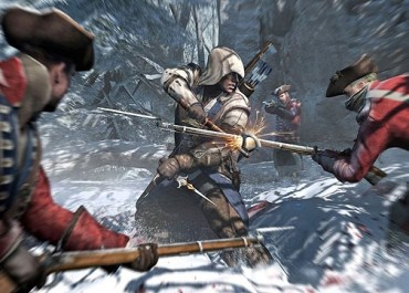 Assassin's Creed 3 Tyranny Of King Washington Screenshots Show Off Wolves