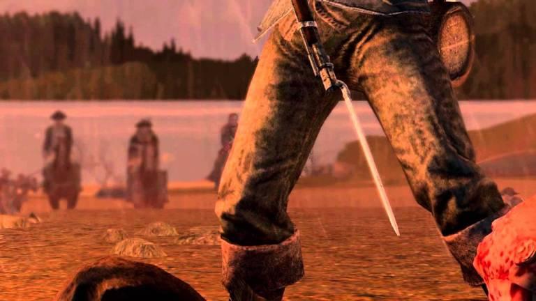 Assassin's Creed III - Tyranny Of King Washington - Infamy Trailer