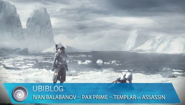 Assassin's Creed Rogue - Templar vs Assassin