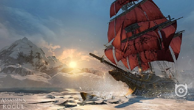 Assassin's Creed Rogue officially announced with first details