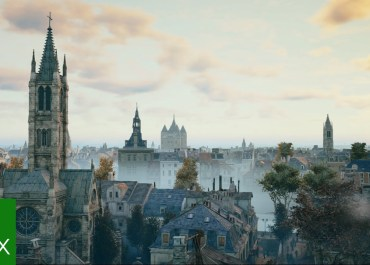 Assassin's Creed Unity - Paris Horizon Gamescom Trailer