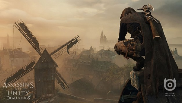Assassin's Creed Unity controls will take 'a few hours' to get used to