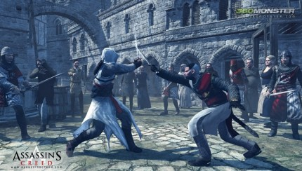 Assassin's Creed ships over 2.5 Million units in first 4 weeks