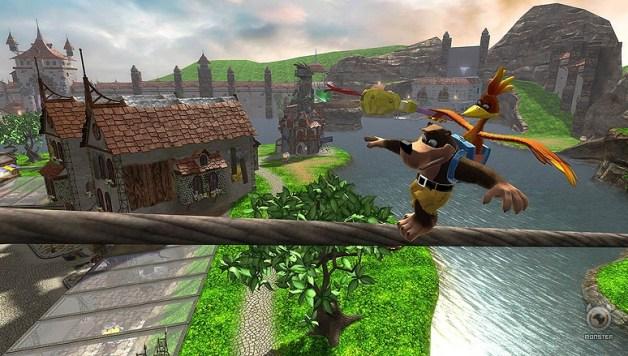 Banjo Kazooie: Nuts & Bolts Packshot revealed!