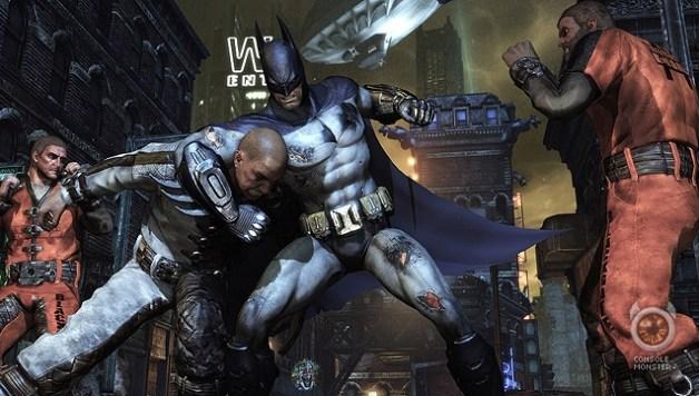 Batman: Arkham City - Gameplay Trailer
