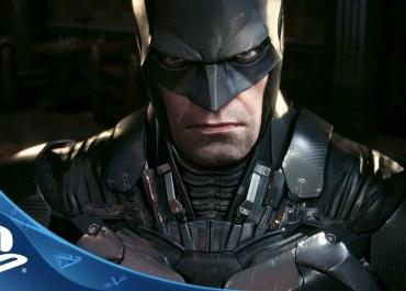 Batman: Arkham Knight - E3 2014 Gameplay Trailer