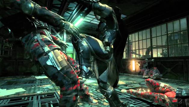 Batman: Arkham Knight - Gameplay Trailer - Evening the Odds