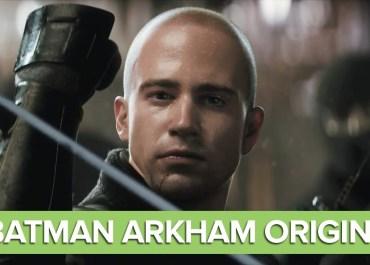Batman: Arkham Origins - Cinematic Trailer