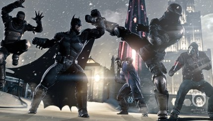 Batman: Arkham Origins Preview