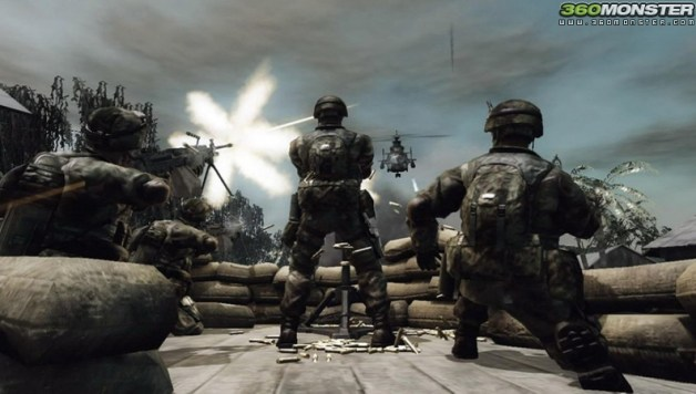 Battlefield 2 Pushed to April