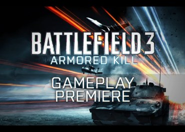 Battlefield 3 - Armored Kill Gameplay Trailer